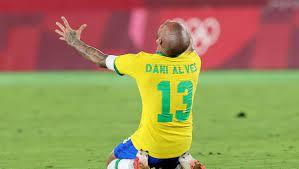 Olympia 2021: Dani Alves gewinnt mit Brasilien Gold im Fußball - wenn eine  Legende weint - DER SPIEGEL
