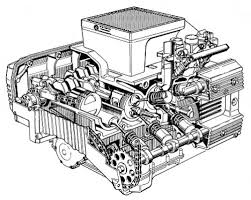 ketchum org bmwenginepix index html bikes illustrations of some bmw motorcycle engines line drawings cutaways and renderings