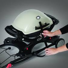 ... Weber Q Rolling Cart ...