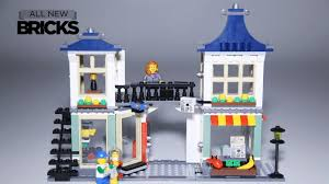 toy office. lego 31036 creator 3in1 toy u0026 grocery shop with post office newsstand speed build youtube t
