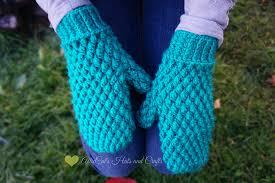 Crochet Gloves Pattern Gorgeous 48 Easy Crochet Mitten Patterns Even Beginners Can Make Dabbles