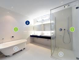 bathroom lighting zones. Bathroom Lighting Zones H