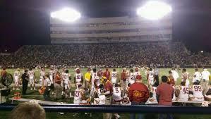 Toledo Rockets Glass Bowl Seating Chart Photos At Glass Bowl