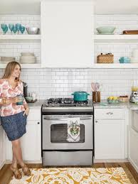 Small Kitchen Design Pinterest Fascinating SmallSpace Kitchen Remodel HGTV
