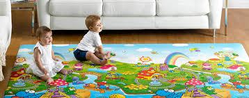 Top 3 Benefits A Baby Play Mat 3 Benefits