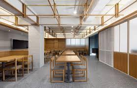 Korean interior design Minimalist Korean Firm By Seog Be Seog Decorate Seoul Restaurant Interior With Oak Dezeen Woodpanelled Seoul Restaurant Interior References Owners Love Of Trees