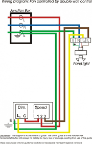 wiring diagram for ceiling fan with 2 switches camper van throughout 3 Speed Fan Wiring Diagrams at X Oolong Fan Wiring Diagram