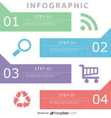 Simple Info Graphics Simple Infographics Freepiker Simple Infographic Design Template