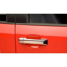PUTCO 400093 Tundra Exterior Door Handle Cover Chrome Pair 2007 ...