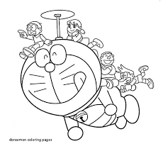 Gambar grafiti lengkap auto electrical wiring diagram. Mewarnai Gambar Doraemon Radea