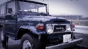 TOYOTA LAND CRUISER BJ41V 2F Engine - YouTube