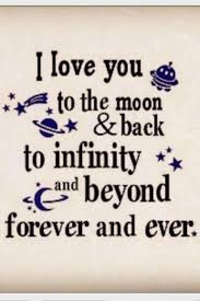 I Love You To The Moon And Back Quotes Poems Fascinating I Miss You To The Moon And Back Quotes