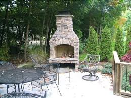 outdoor stacked stone fireplace outdoor stone fireplace outdoor fireplaces stacked stone outdoor fireplace designs