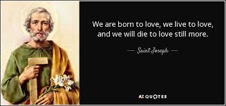 St Francis Quotes Best QUOTES BY SAINT JOSEPH AZ Quotes