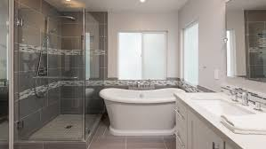 How Much To Remodel A Bathroom On Average Simple How Much Does Bathroom Tile Installation Cost Angie's List