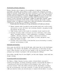 essay the role of e learning in nation s development 3