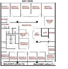 the office floor plan. Floor Plan The Office