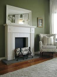 fake fireplace mantel image result for how to make a look real uk