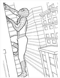Select from 35450 printable coloring pages of cartoons, animals, nature, bible and many more. 19 Spider Man Coloring Pages Pdf Psd Free Premium Templates