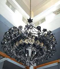 rustic large chandeliers wrought iron chandeliers rustic large large rustic foyer chandeliers