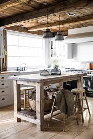 Step Inside A Farmhouse Kitchen In Maine With Modern Upgrades