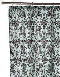 beautiful blue and brown shower curtain 23 dark green emerald sage light