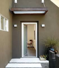 front door awningFront Door Canopy Wooden Front Door Awning Kit Door Window Awnings