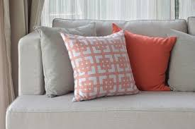 gray sofa décor decorative pillows