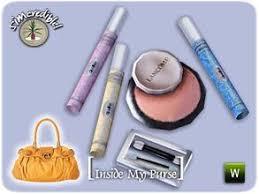 inside my purse make up