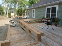 Handicap Ramps Wood Designs Simple Attractive Ramp Patio Deck Designs Deck Decks