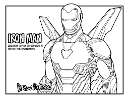 The theme is the avengers: Image Result For Iron Man Coloring Pages Easy Infinity War Coloring Page Coloring Page Avengers Coloring Pages Avengers Coloring Iron Man