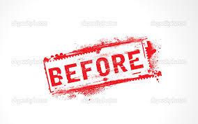 「before」の画像検索結果