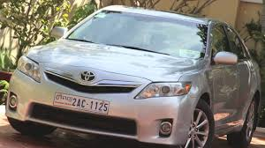 Toyota Camry Hybrid 2010 review - YouTube