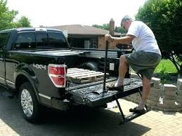 Retractable Tailgate Step Full Size Of Beds Folding Wall Tiny A Bed ...
