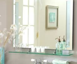frameless bathroom vanity mirror. Oval Frameless Mirror Artistic Vanity Mirrors Round  Bath . Bathroom
