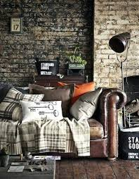 the brick condo furniture. Brilliant The The Brick Leather Sofa Gorgeous Exposed Walls That Are Kind Of Dark  And Amazing   Throughout The Brick Condo Furniture