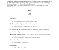 Sample Resumes For Collegets With Little Work Experience Internship ...