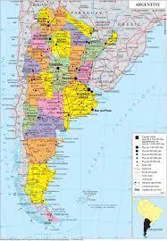 Argentina maps