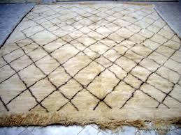 mrirt berber carpet with lattice design 4 x 3 metres 13ft 2in x 10ft