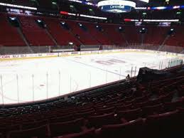 Centre Bell Section 116 Home Of Montreal Canadiens