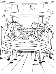 Small Picture Kids n funcouk 12 coloring pages of Catdog