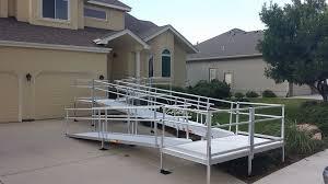 modular wheelchair ramp northern colorado
