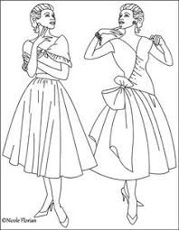 Small Picture barbie fashion coloring page 01 Spa Day Party Pinterest
