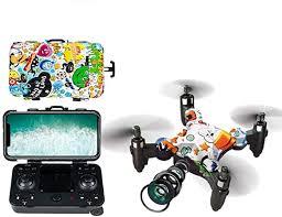 Rian City 2019 <b>Mini Drone Folding</b> Aerial Remote Control Aircraft ...