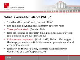 work life balance as an indicator of job quality in europe sonja  what is work life balance wlb