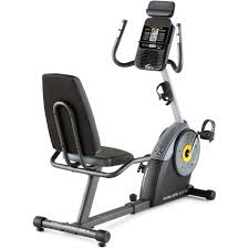 Gold S Gym Cycle Trainer 400 Ri Recumbent Exercise Bike