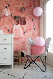 Diy Pimp De Babykamer Met Flamingo Behang Interior Junkie