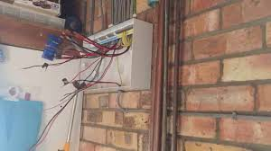 time lapse of changing an old fuse box to a new consumer unit Old Fuse Box time lapse of changing an old fuse box to a new consumer unit old fuse box diagram