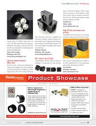 Speed Vision Lights Out 10 Vision Systems June 2014 Page 38