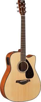Акустическая <b>гитара Yamaha</b> FGX800C , <b>электроакустическая</b> ...